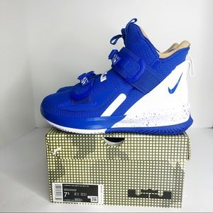 Nike Lebron Soldier XIII 13 SFG Game Royal Shoes